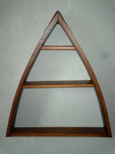 ピラミッド ウォール シェル