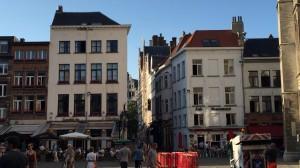 欧州の街並み